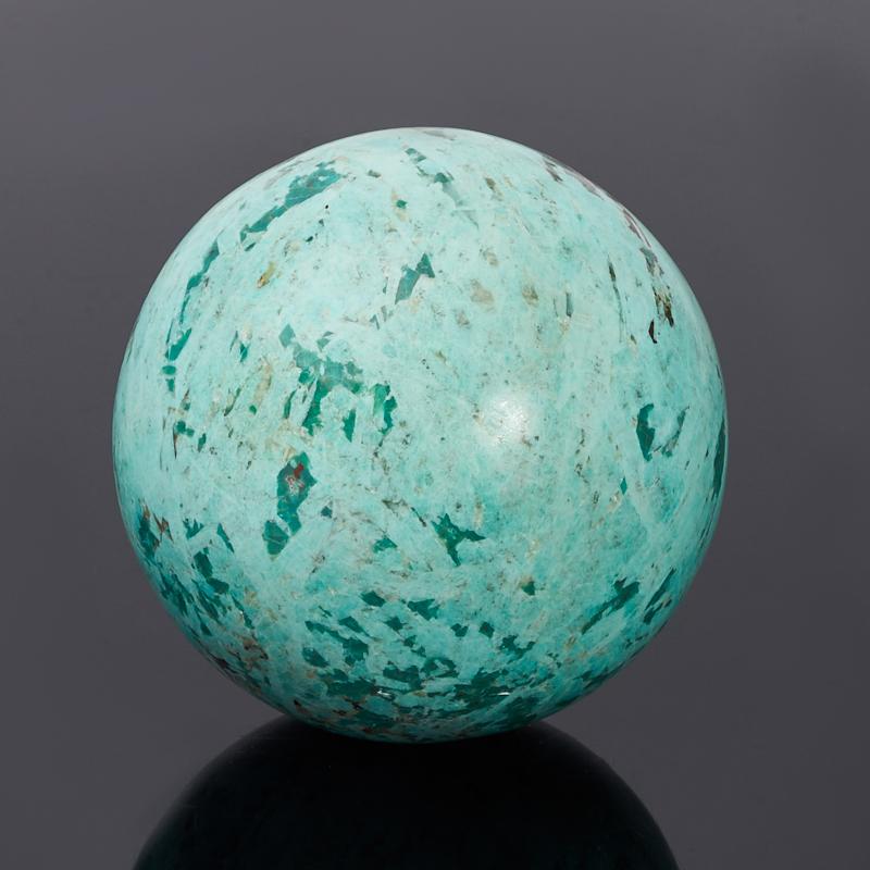 Шар хризоколла 5 см шар заринит 5 5 см