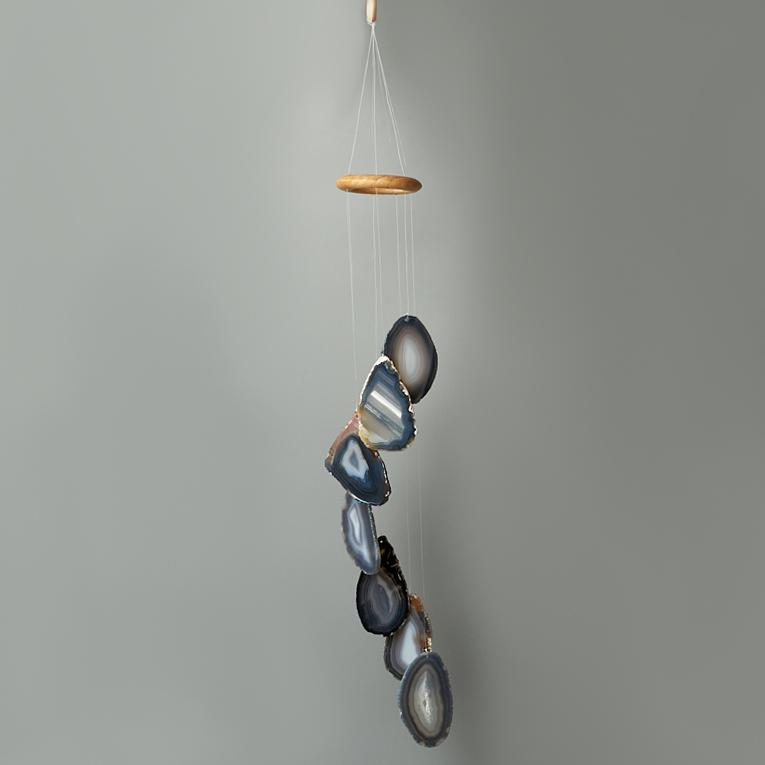 Музыка ветра агат серый 65 см катушка индуктивности jantzen wax coil 16 awg 1 3 mm 0 65 mh 0 3 ohm