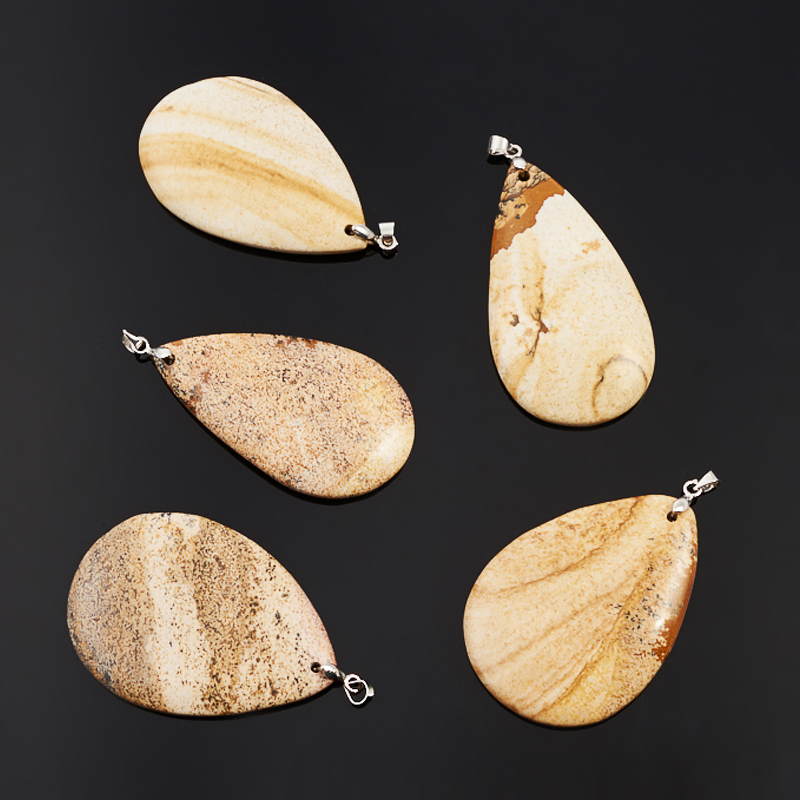 Кулон яшма рисунчатая капля (биж. сплав) 6-7 см кулон яшма рисунчатая биж сплав 2 см