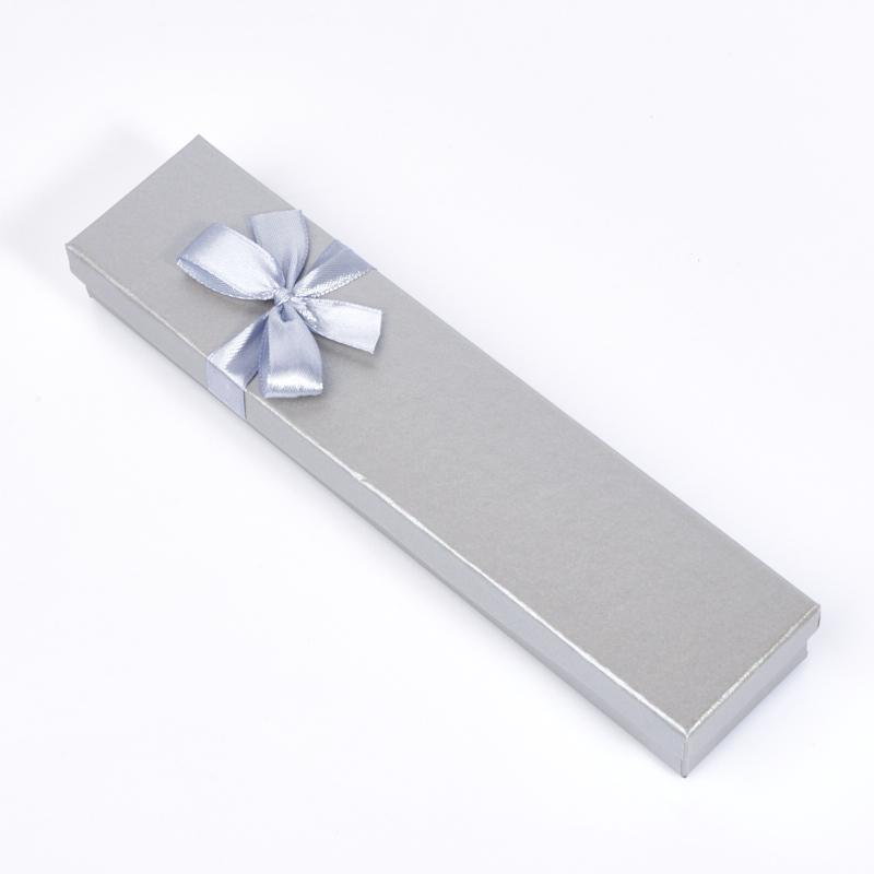 Подарочная упаковка под цепь/браслет 200х40х25 мм
