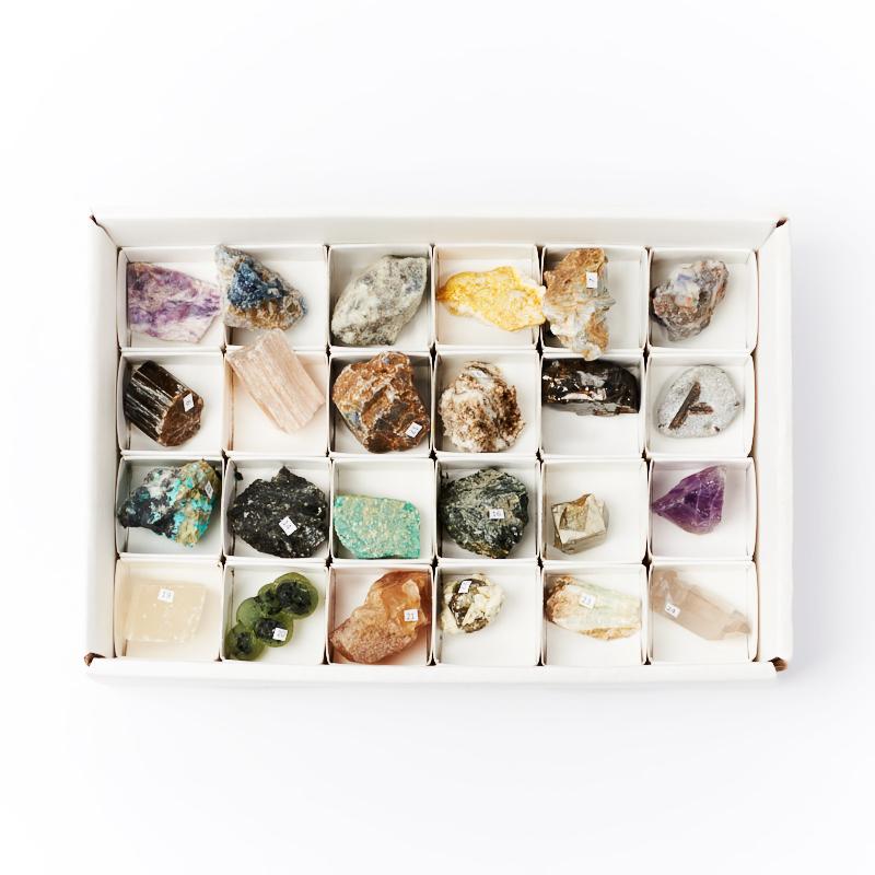 Коллекция Минералы и горные породы
