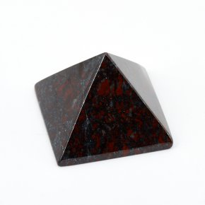 Пирамида яшма джеспилит ЮАР 4 см