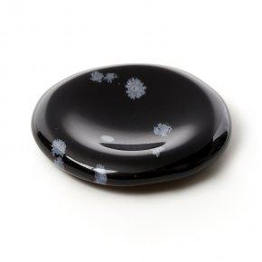 Гармонизатор обсидиан снежный США 4-5 см