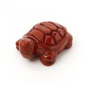 Черепаха яшма красная ЮАР 3 см