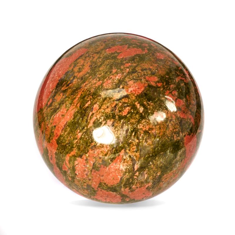 Шар унакит 7,5 см шар унакит 2 5 см