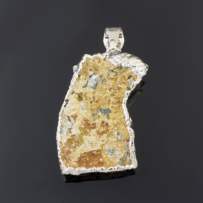 Кулон аметист Бразилия друза (биж. сплав) 3-4 см