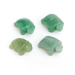 Черепаха авантюрин зеленый Зимбабве 2,5-3 см