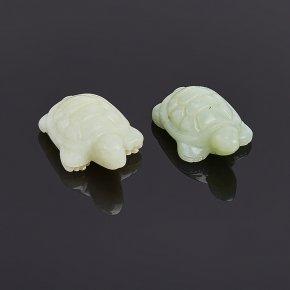 Черепаха халцедон Индия 3 см