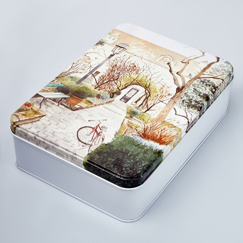 Шкатулка для хранения камней / украшений 19х13,5х5,5 см