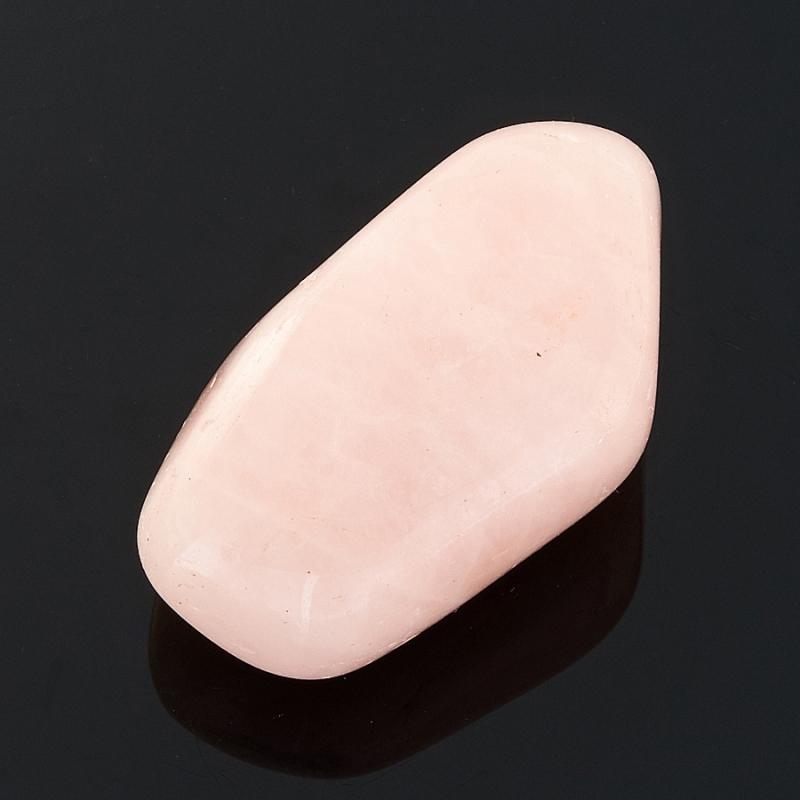 Галтовка розовый кварц Намибия XS (3-4 см) (1 шт)