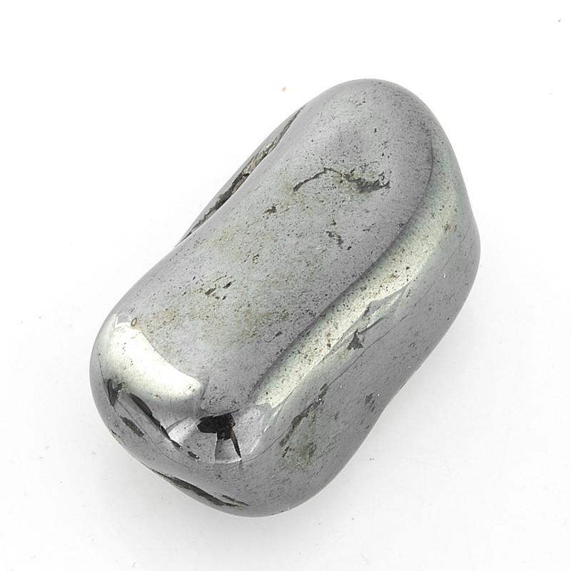 Галтовка гематит Бразилия XS (3-4 см) (1 шт)