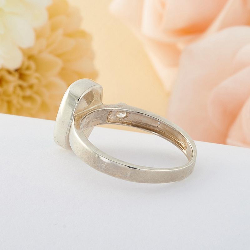 Кольцо бирюза США (серебро) размер 21,5