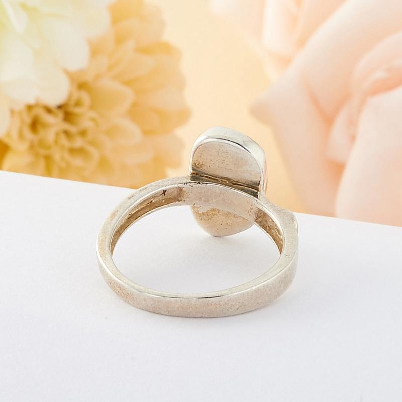Кольцо бирюза США (серебро) размер 19,5