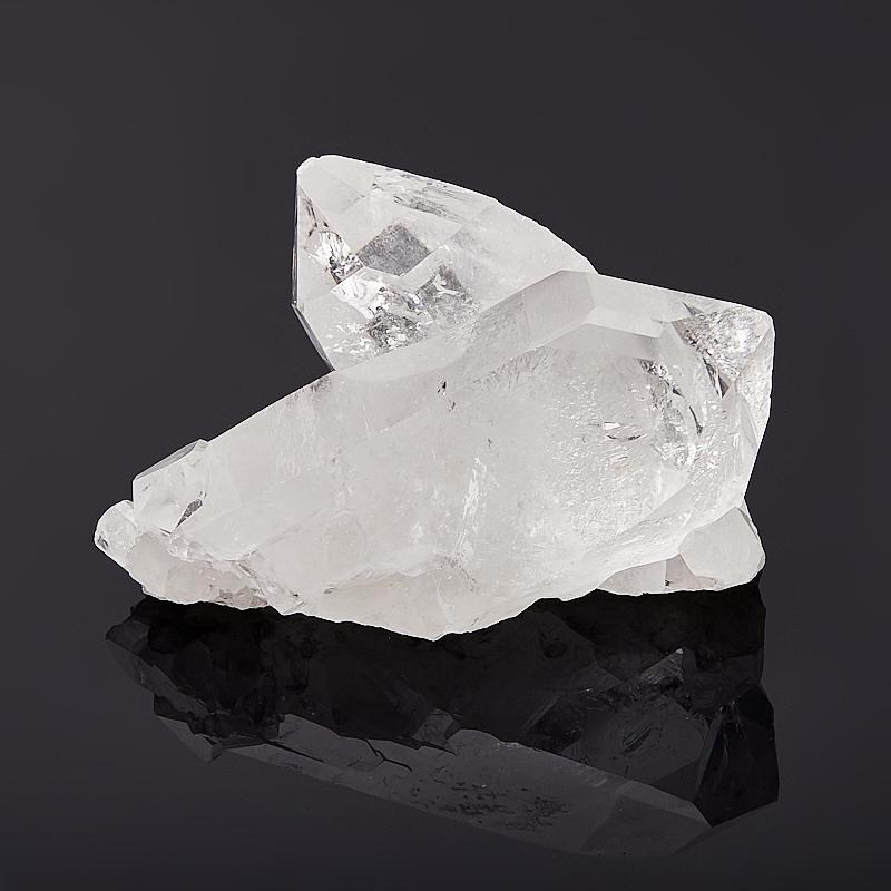 Кристалл горный хрусталь (сросток) M