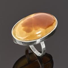 Кольцо симбирцит Россия (нейзильбер) размер 16