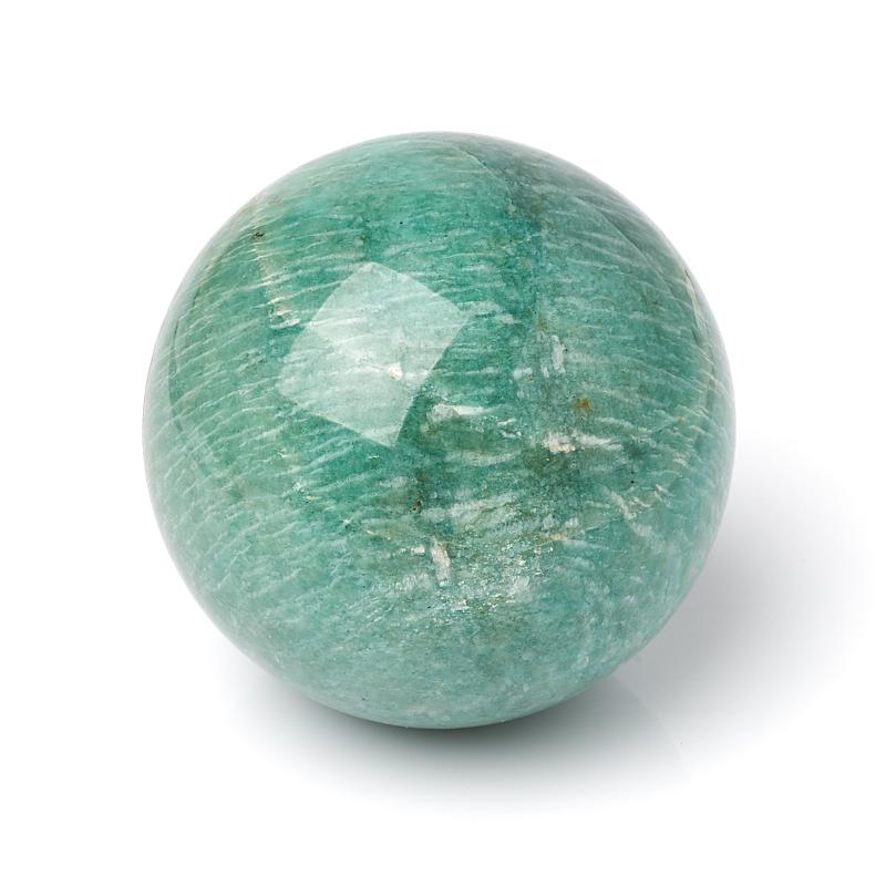 Шар амазонит 8 см диско шар 8 см