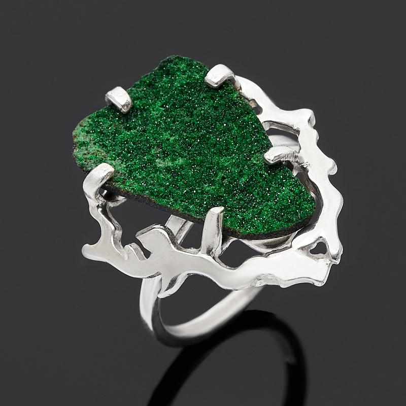 Кольцо уваровит (серебро 925 пр.) размер 17,5 кольцо уваровит серебро 925 пр размер 18