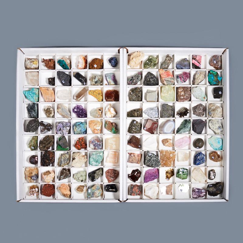 Коллекция минералов и горных пород beko ds 328000