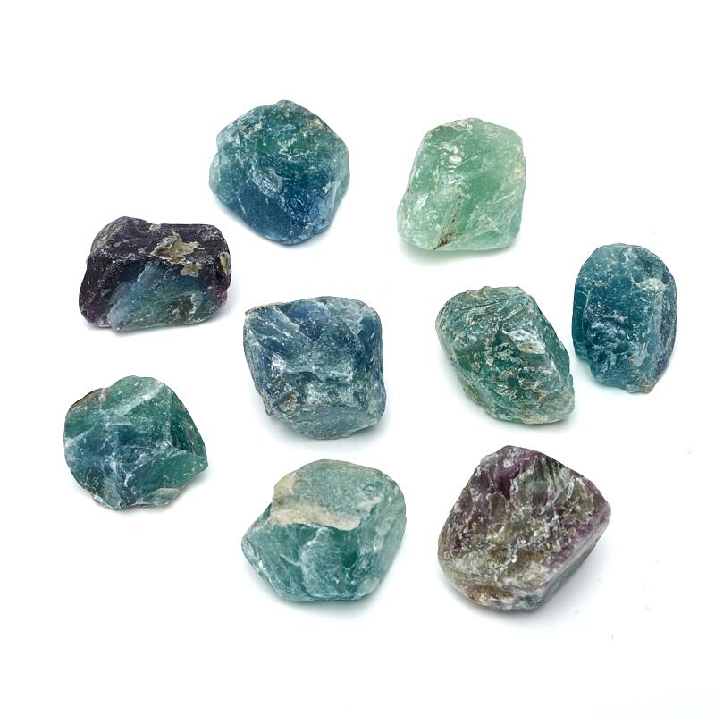 Образец флюорит (1-2 см) 1 шт