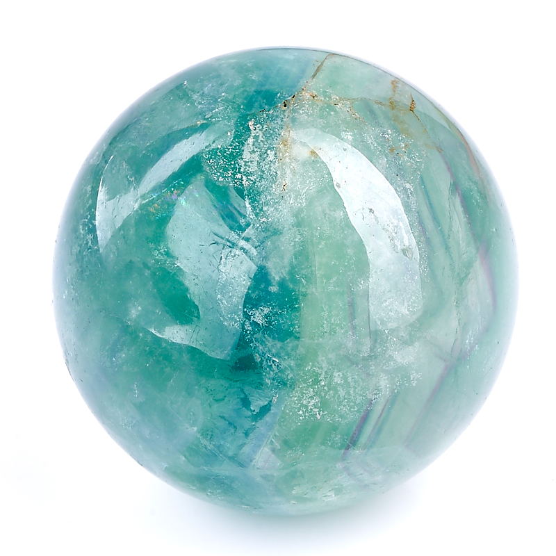 шар флюорит 6 см Шар флюорит зеленый 5 см