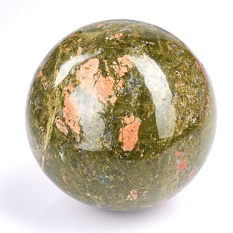Шар унакит 6 см шар унакит 2 5 см