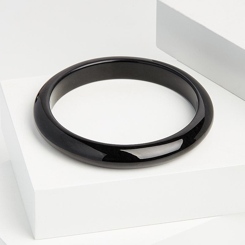Браслет нефрит черный цельный 20 см кий для пула cuetec цельный цвет черный