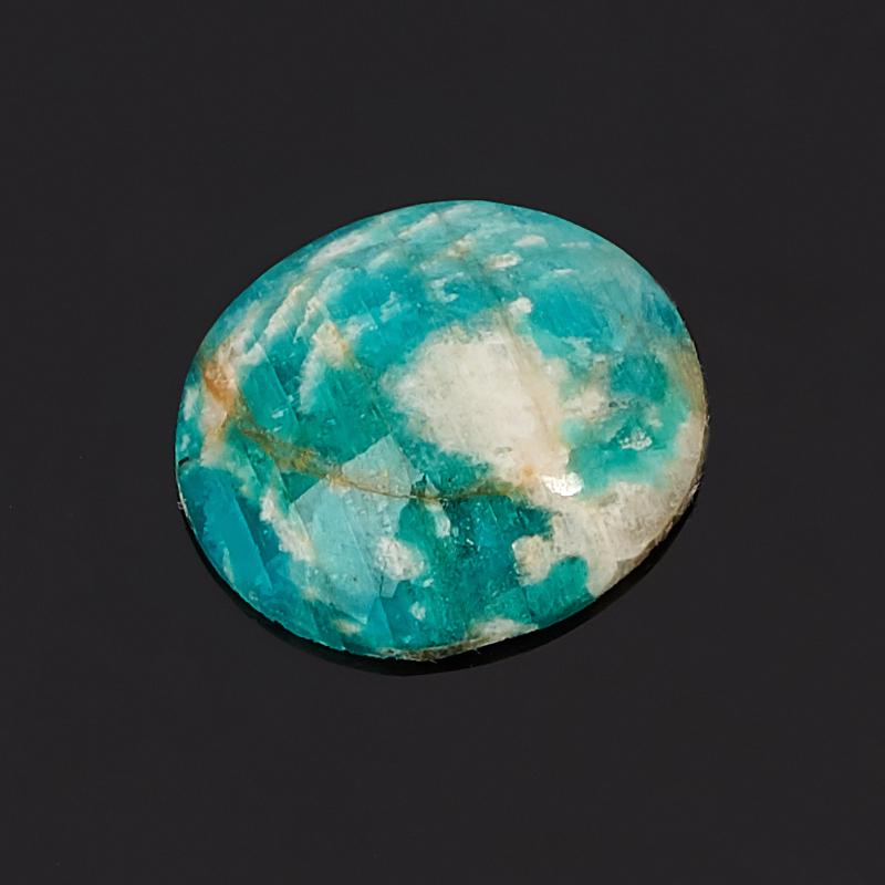 Кабошон амазонит 18*20 мм