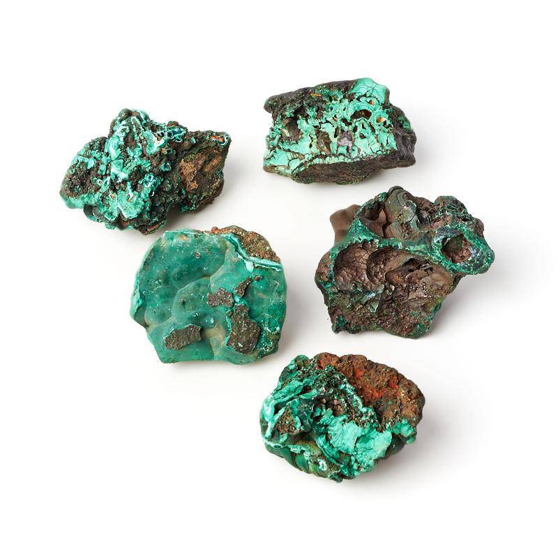 Образец малахит (4-5 см) 1 шт образец аметист 4 5 см 1 шт