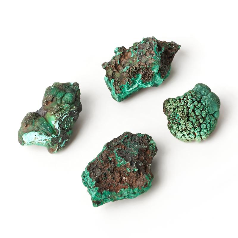 Образец малахит (2-3 см) 1 шт образец азурит 2 5 3 см 1 шт
