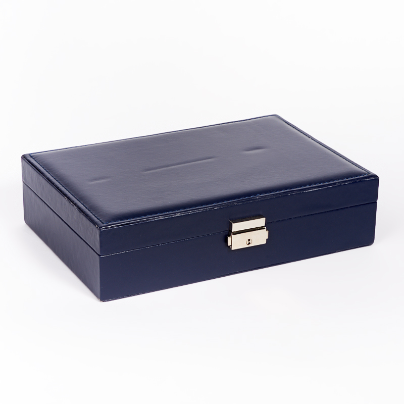 Шкатулка для хранения украшений 26,5х17,5х6,5 см