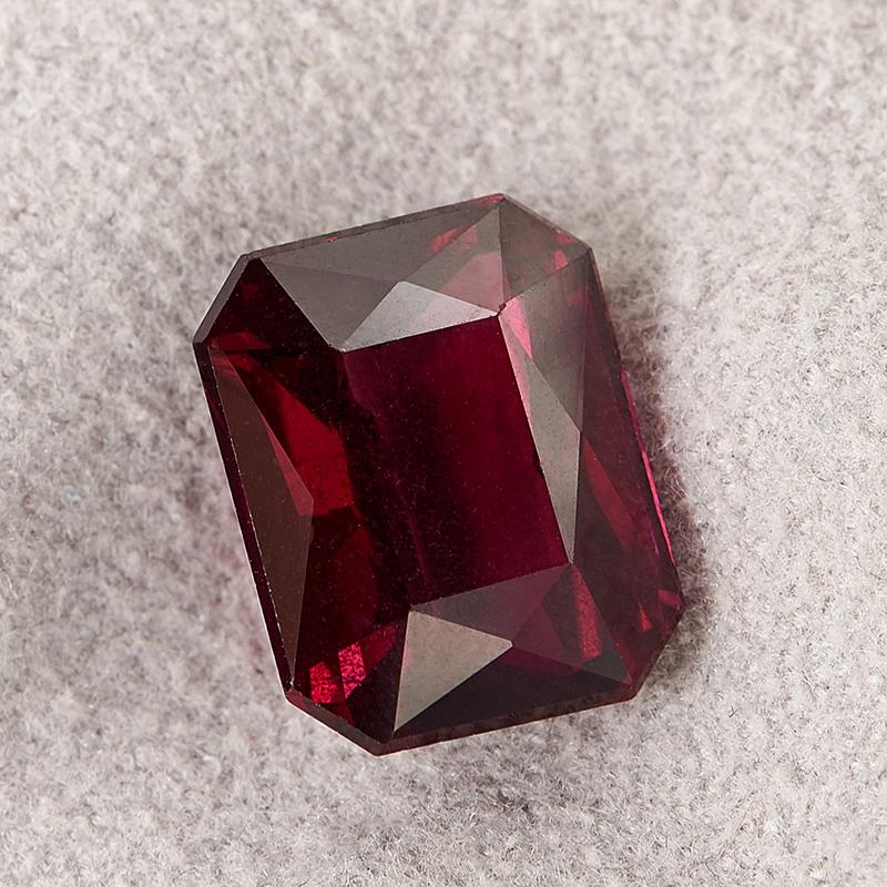 Огранка гранат альмандин октагон 7,5*9,5 мм огранка гранат альмандин триллион 7 7 7 мм