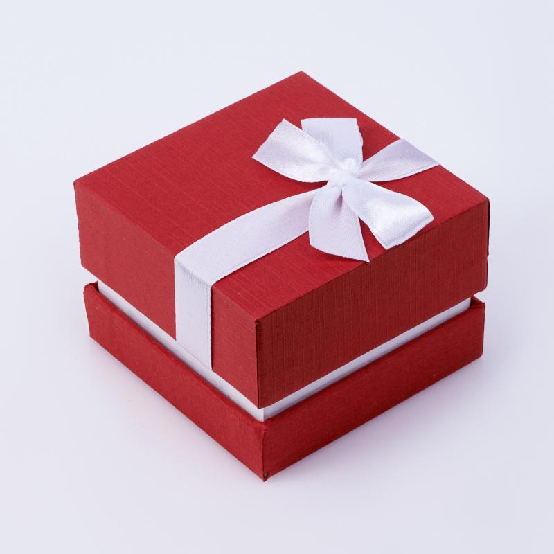 Подарочная упаковка под комплект (кольцо, серьги, кулон) 65х65х45 мм подарочная упаковка под комплект кольцо серьги кулон 80х65х25 мм