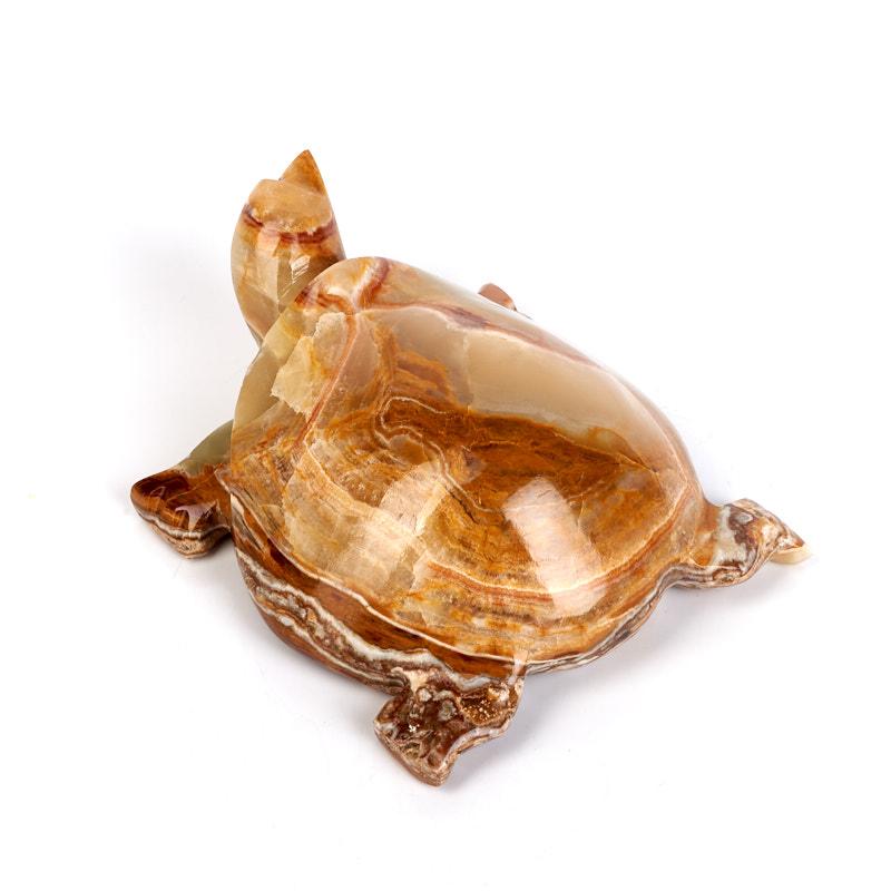 Черепаха оникс мраморный 12 см цена 2017