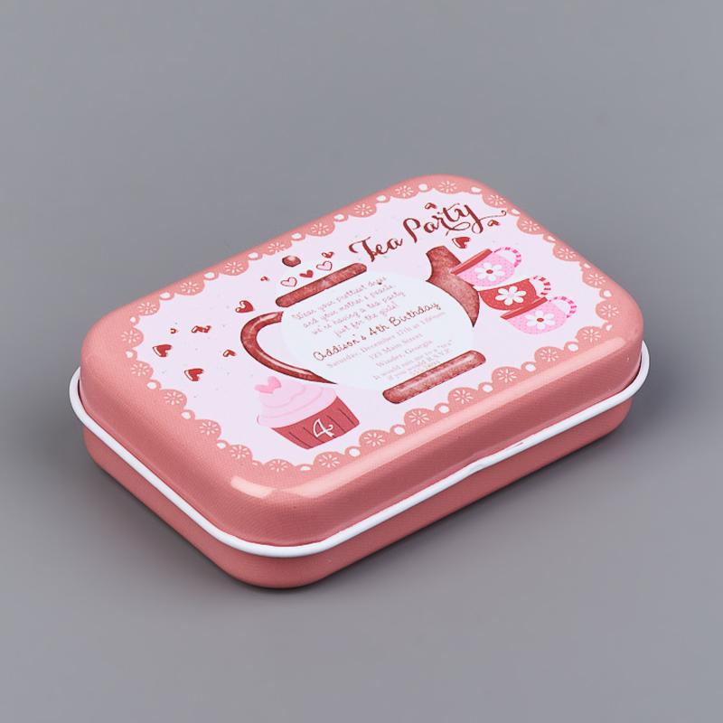 Шкатулка для хранения камней / украшений 8х5х2 см