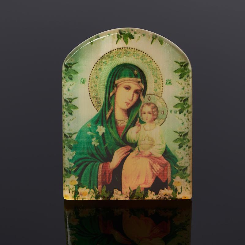 Изображение Неувядаемый цвет селенит 6 см изображение сергий радонежский селенит 6 см