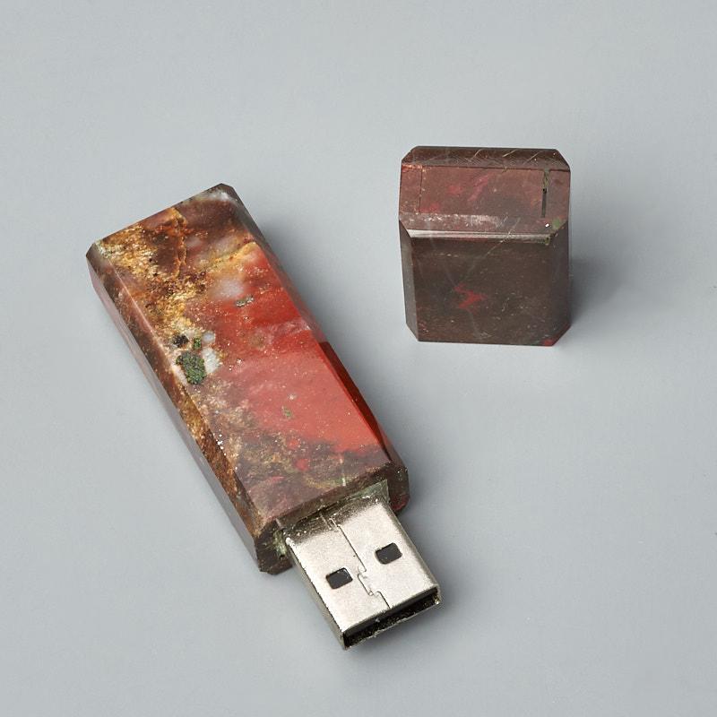 USB-флеш-накопитель яшма уральская Россия 16 Гб 6,5 см