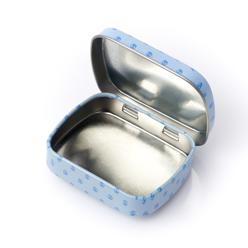 Шкатулка для хранения камней / украшений 6х4,5х1 см