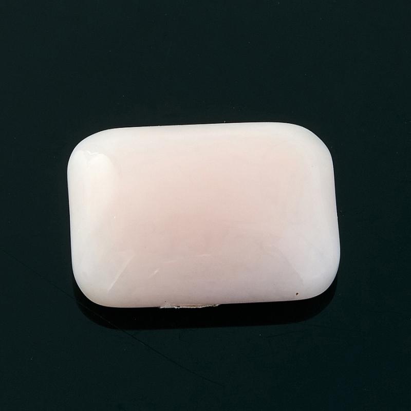 Кабошон опал розовый  13*18 мм
