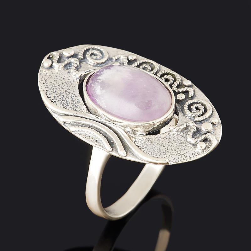 Кольцо аметист (серебро 925 пр.) размер 19,5