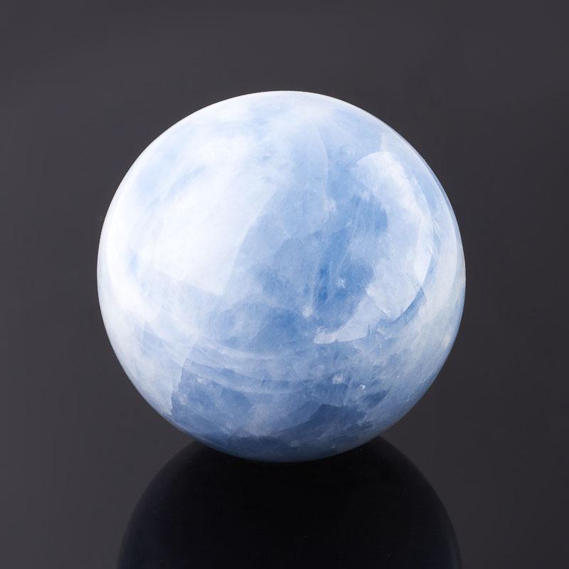 Шар кальцит голубой 9,5 см кальцит голубой 4 5 см 1 шт