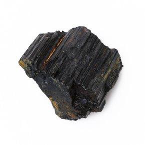 Кристалл турмалин черный (шерл) Бразилия S