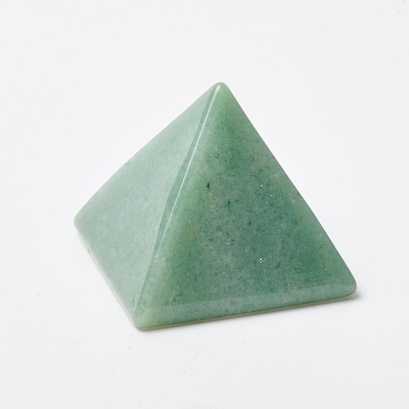 Пирамида авантюрин зеленый 4 см пирамида сердолик 4 см
