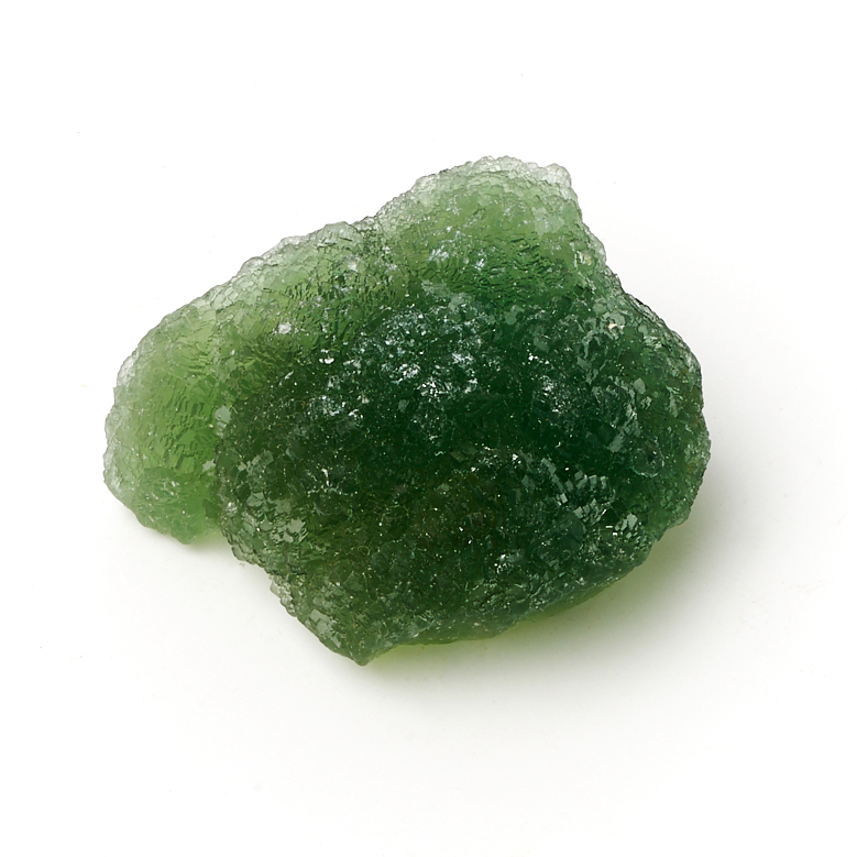 Образец флюорит зеленый S