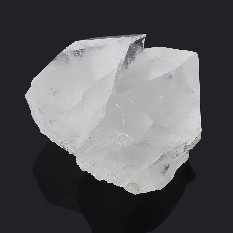 Кристалл горный хрусталь (сросток) S кристалл барит сросток xs