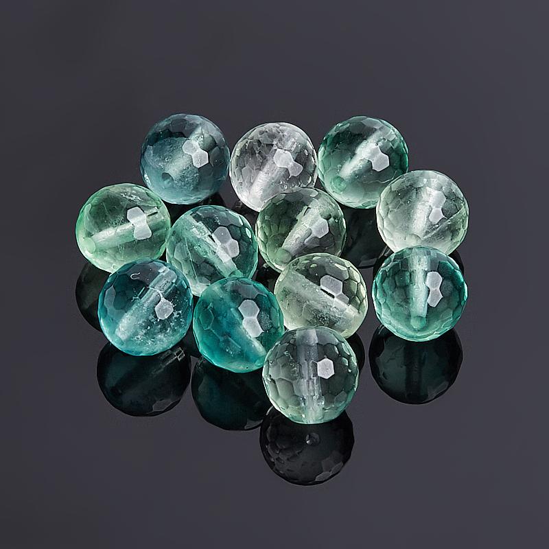 Бусина флюорит зеленый шарик 8-8,5 мм огранка (1 шт) curaprox cps 011 prime plus ершик межзубный 1 1 мм 5 шт зеленый uhs 409 зеленый держатель