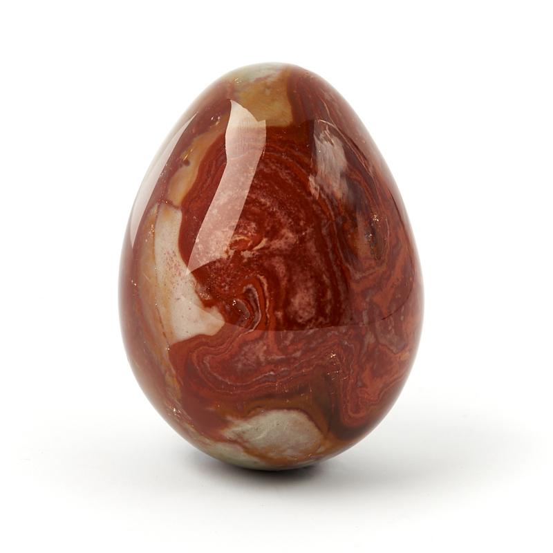 Яйцо яшма пестроцветная 6 см василий рем стихи длявсех рожденный вссср