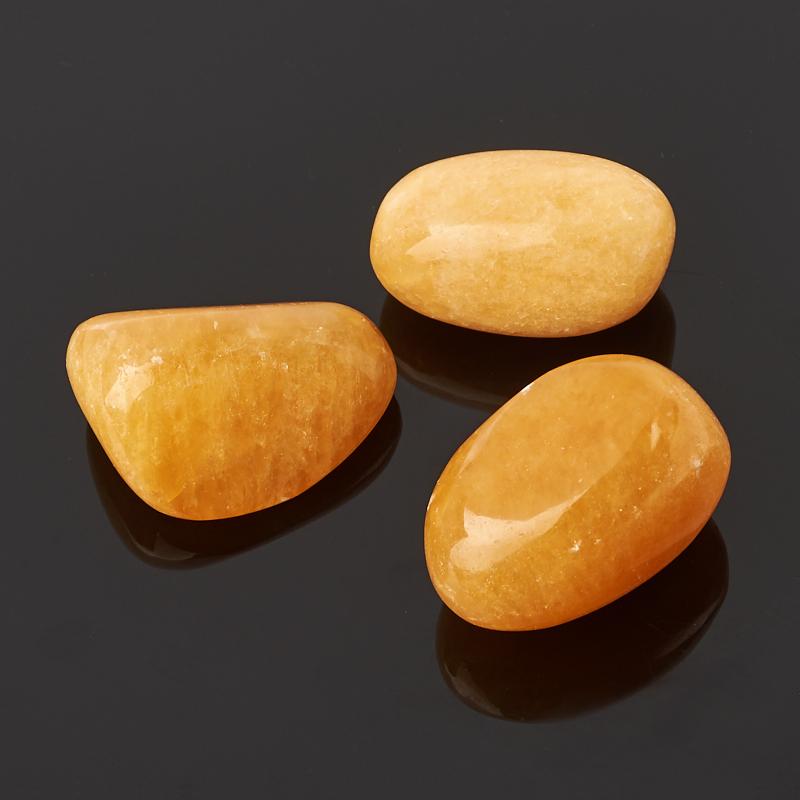 цена на Галтовка кальцит желтый (2,5-3 см) 1 шт