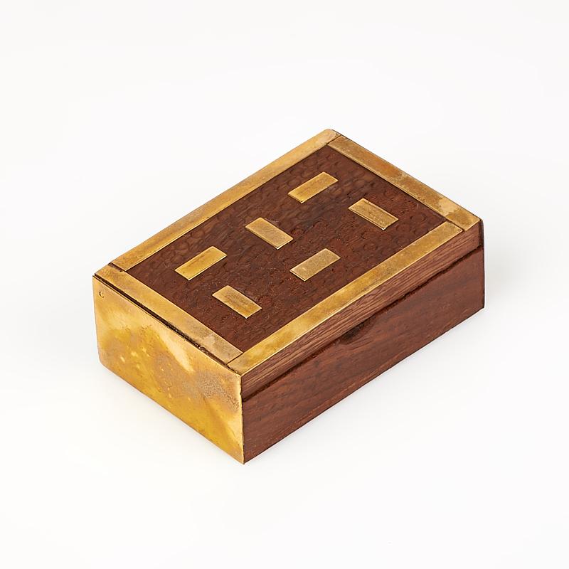 Шкатулка для хранения камней / украшений 6х4х2 см