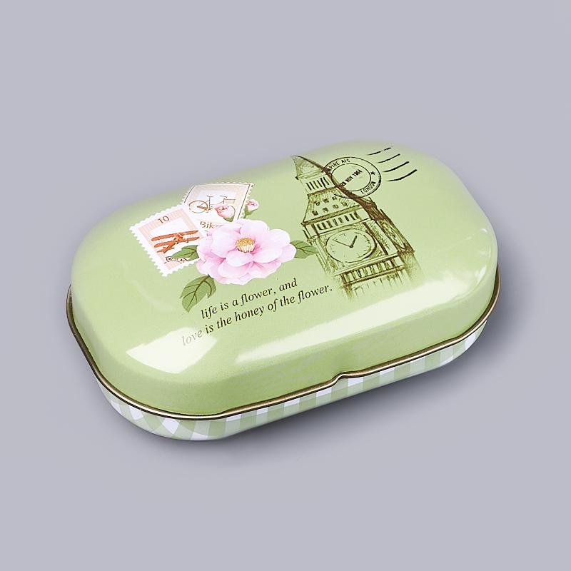 Шкатулка для хранения камней / украшений 9х5,5х3 см