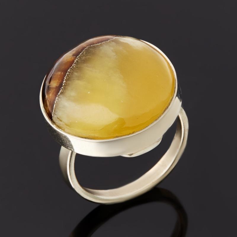 Кольцо симбирцит (нейзильбер) размер 16